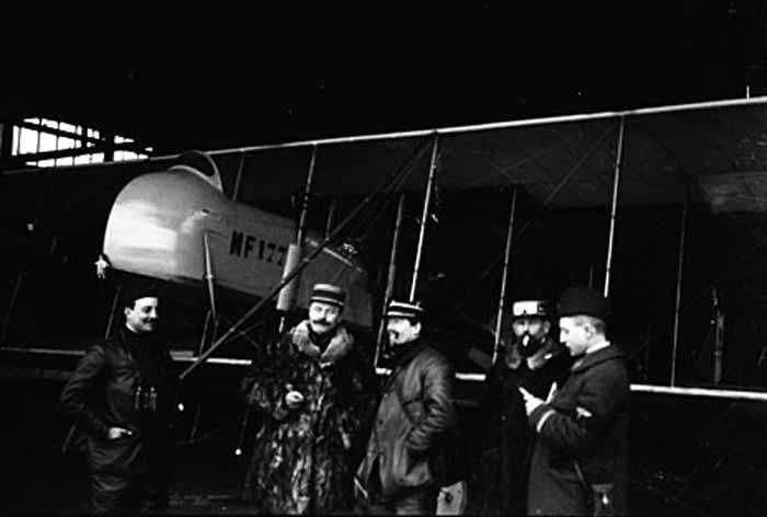 Escadrille MF2 avion Farman