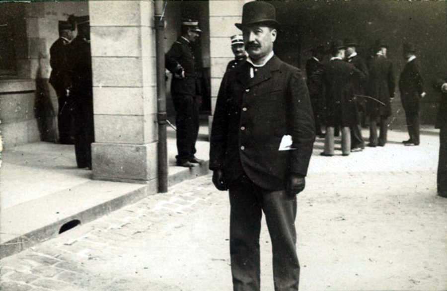 Charles Lebrun-Renaud