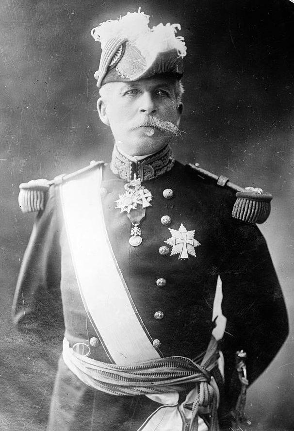 Général Albert d'Amade