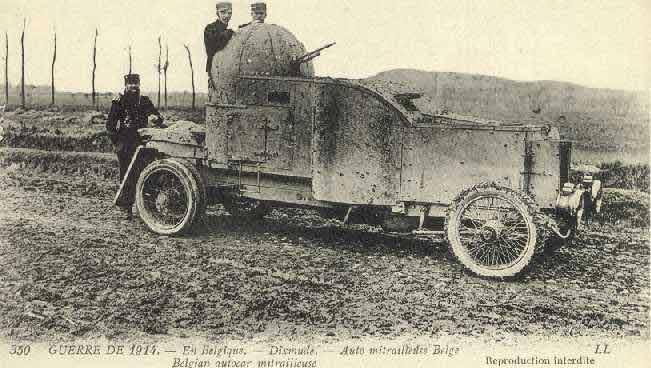 Auto-mitrailleuse belge