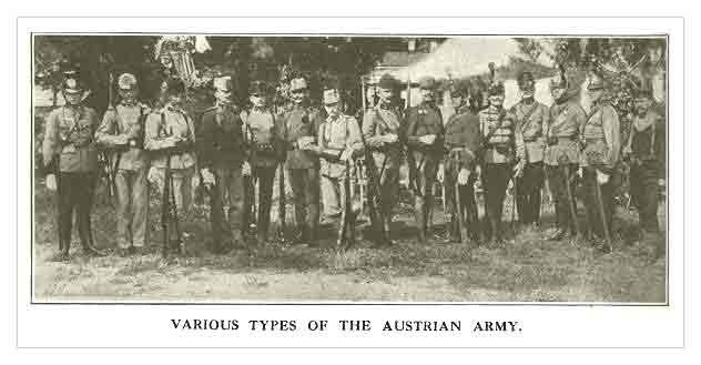 Armée autrichienne