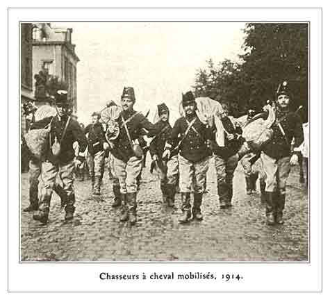cavaliers  belges