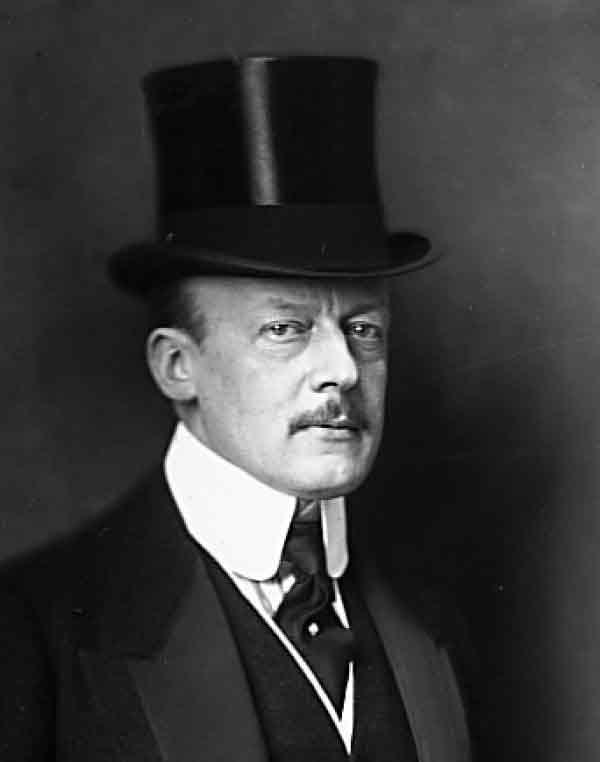 comte Berchtold