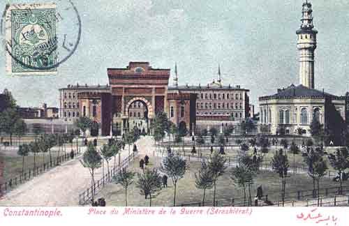 Constantinople en 1909