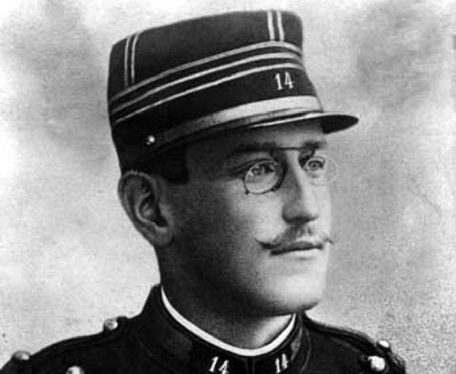 Dreyfus capitaine