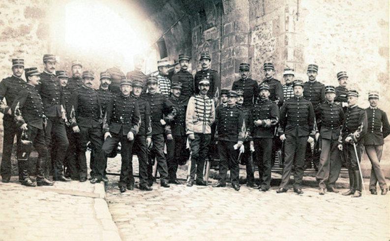 Ecole Supérieure de Guerre 1892