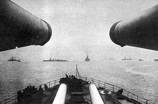 Flotte britannique