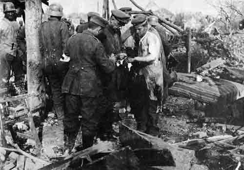 Infanterie  allemande