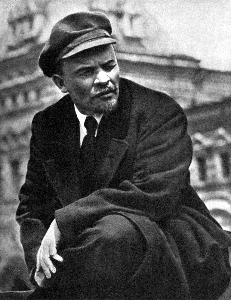 Lénine en 1917
