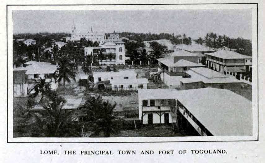 Lome au Togoland