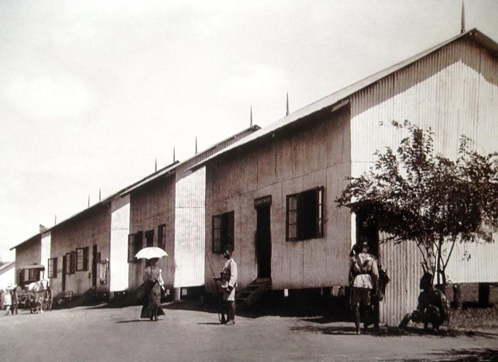 Nairobi en 1906