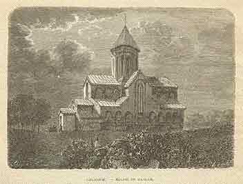 Eglise de  Raguse