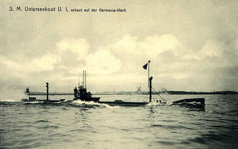 SM U-1