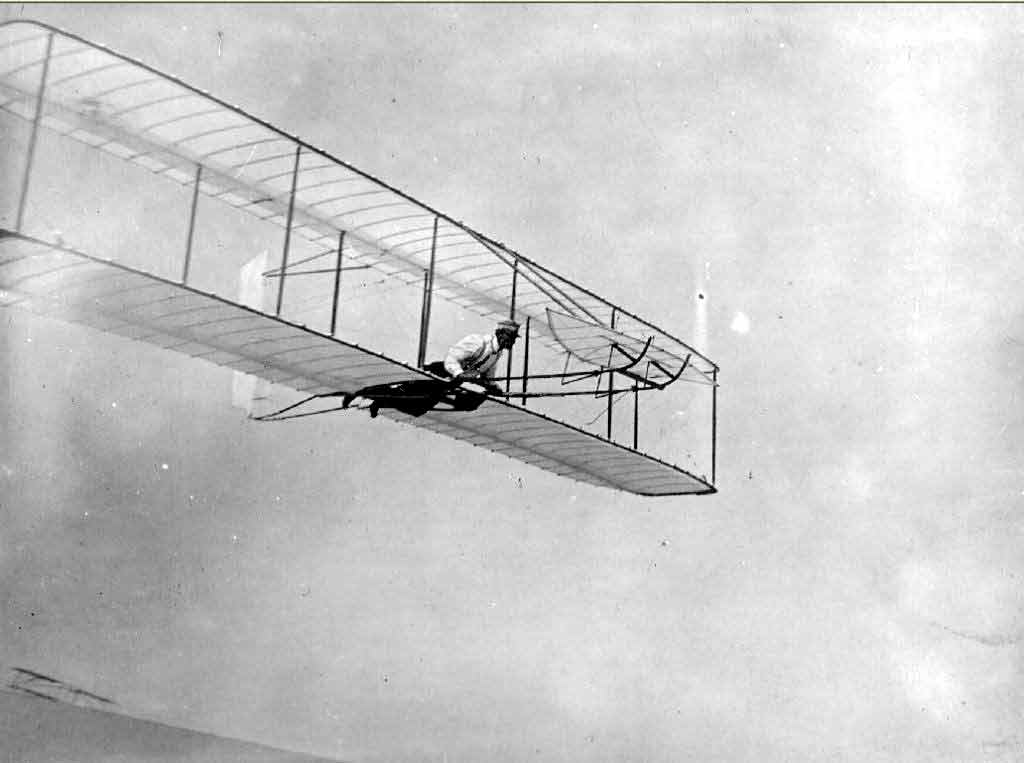 Planeur Wright 1902