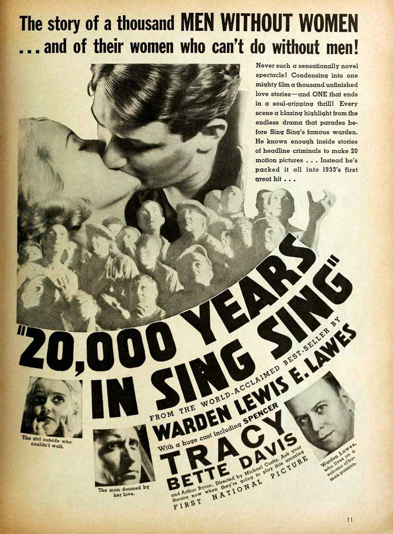 20 000 years in Sing Sing