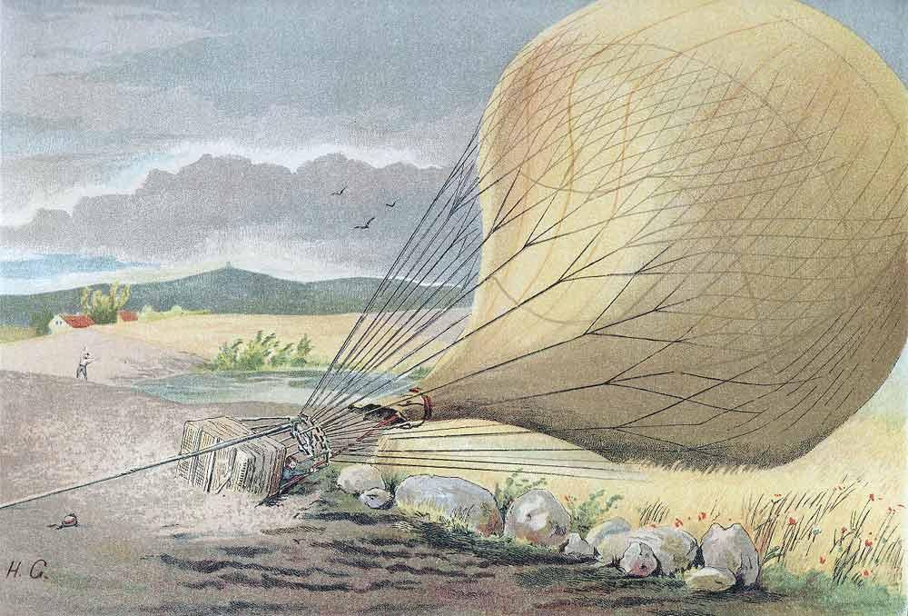 Ballon Le Phénix
