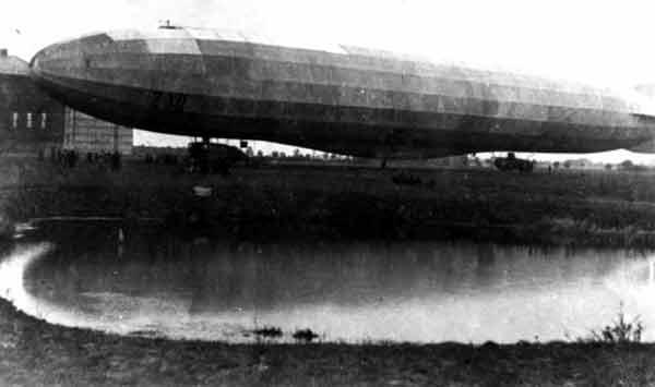 Zeppelin LZ 26