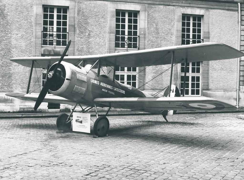 Avion Salmson 2A2