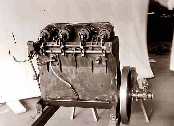 Moteur avion Wright