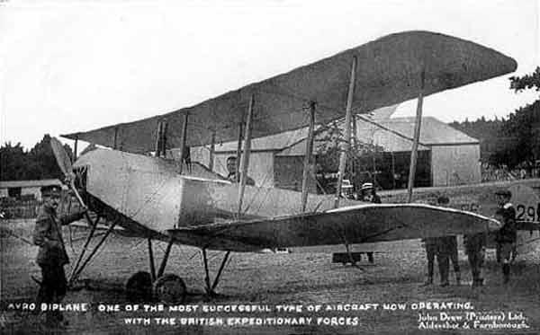 Avro 500
