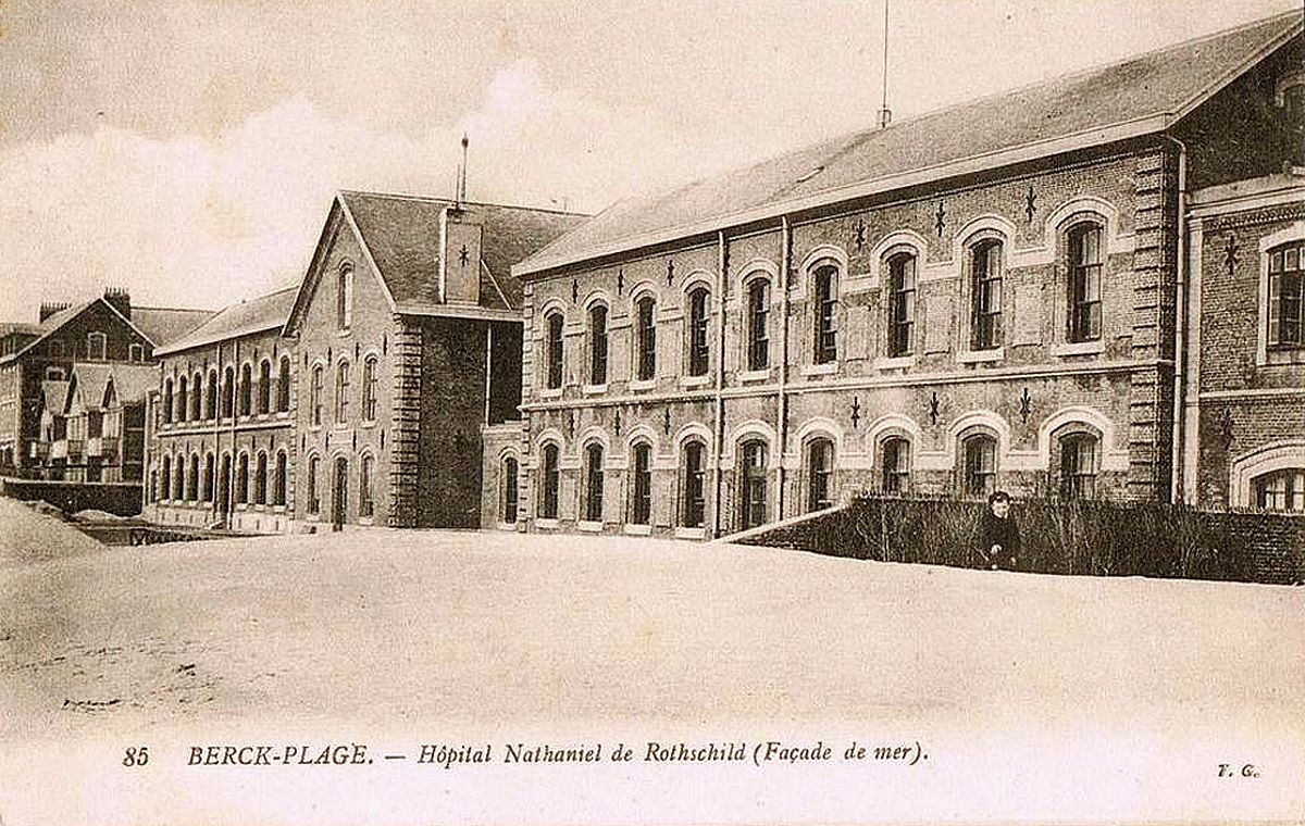 Hôpital Nathaniel de Rothschild