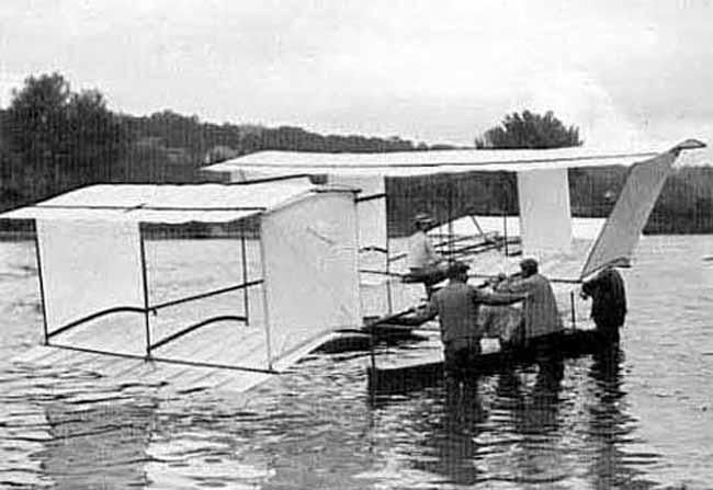 Blériot II en 1905