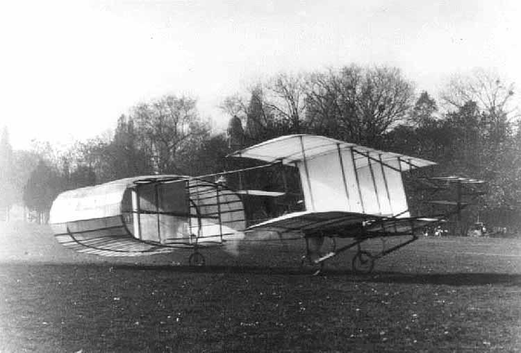 Blériot IV en 1906