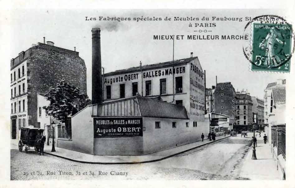 Faubourg St-Antoine
