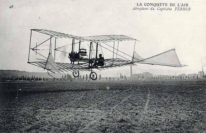 Avion du capitaine Ferber