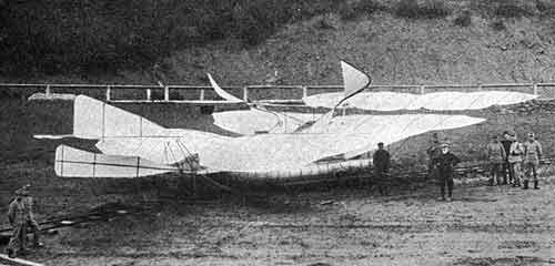 Aeroplane Kress