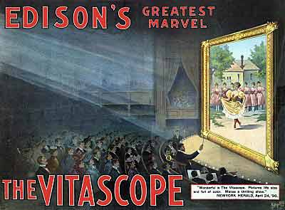 Vitascope d'Edison