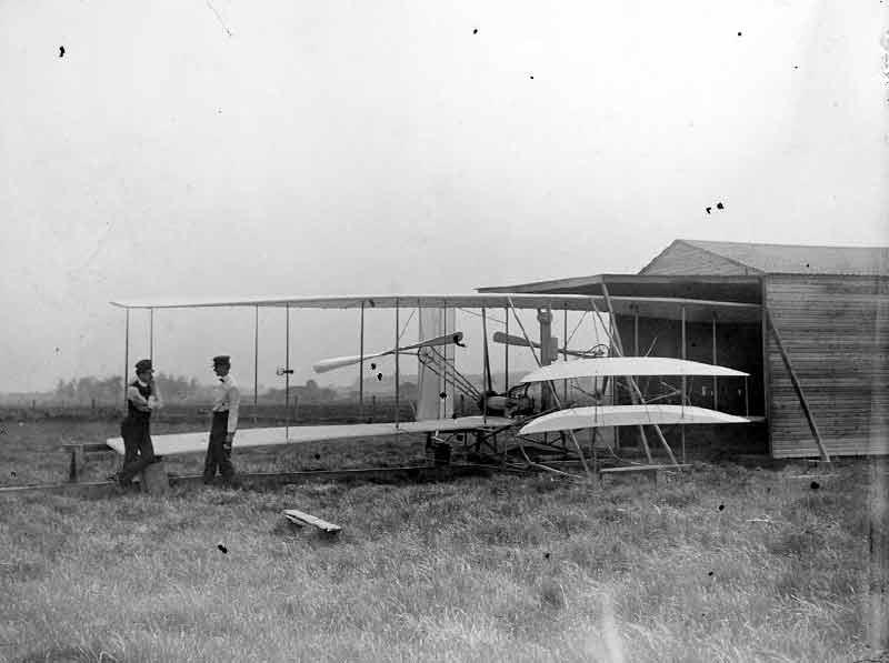 Frères Wright en 1904